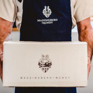 Man Holding Box - 2