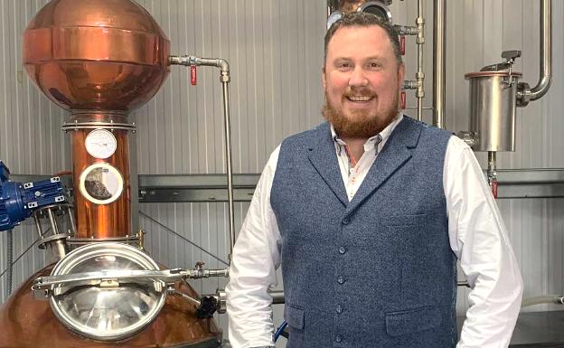 Head Distiller Tristan