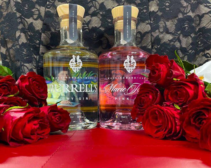 Valentine's Gin Set