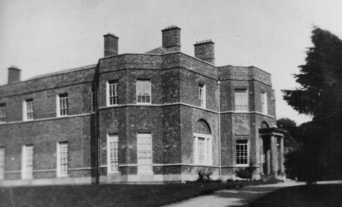 South Ormsby Hall, 1930s
