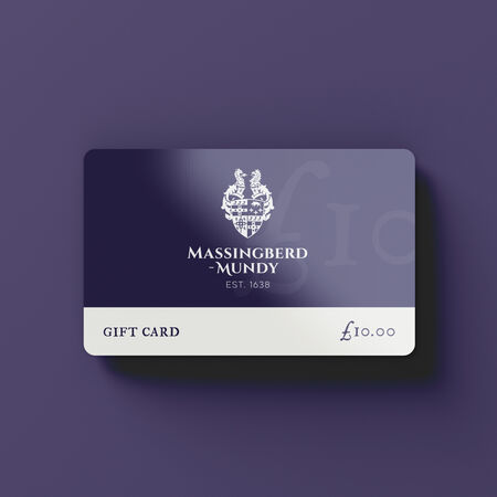 £10 Massingberd-Mundy Gift Card