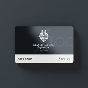 £100 Massingberd-Mundy Gift Card