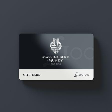 £100 Massingberd-Mundy Gift Card