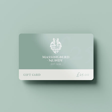 £25 Massingberd-Mundy Gift Card