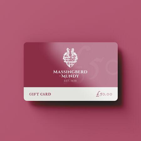 £50 Massingberd-Mundy Gift Card