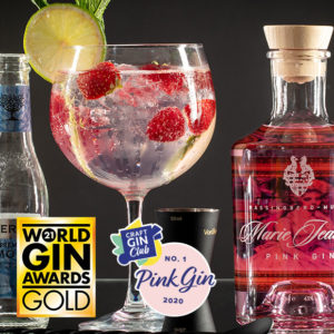 marie jeanne craft gin club and pink gin