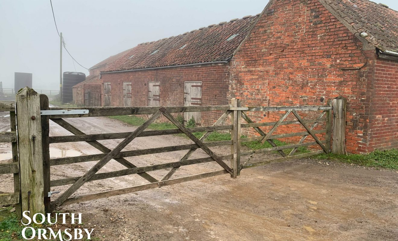 gates salvaged by ketsby sawmill