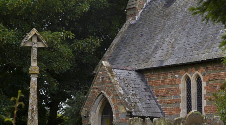 A church in Lincolnshire