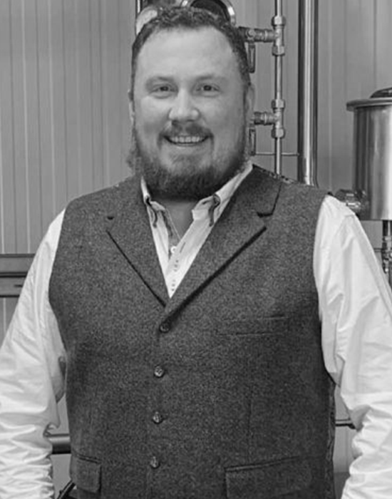 Tristan Jorgensen, Head Distiller at South Ormsby Estate